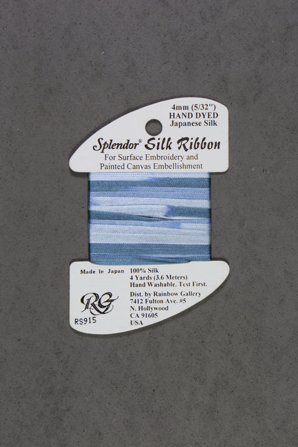 Splendor Silk Ribbon Multis
