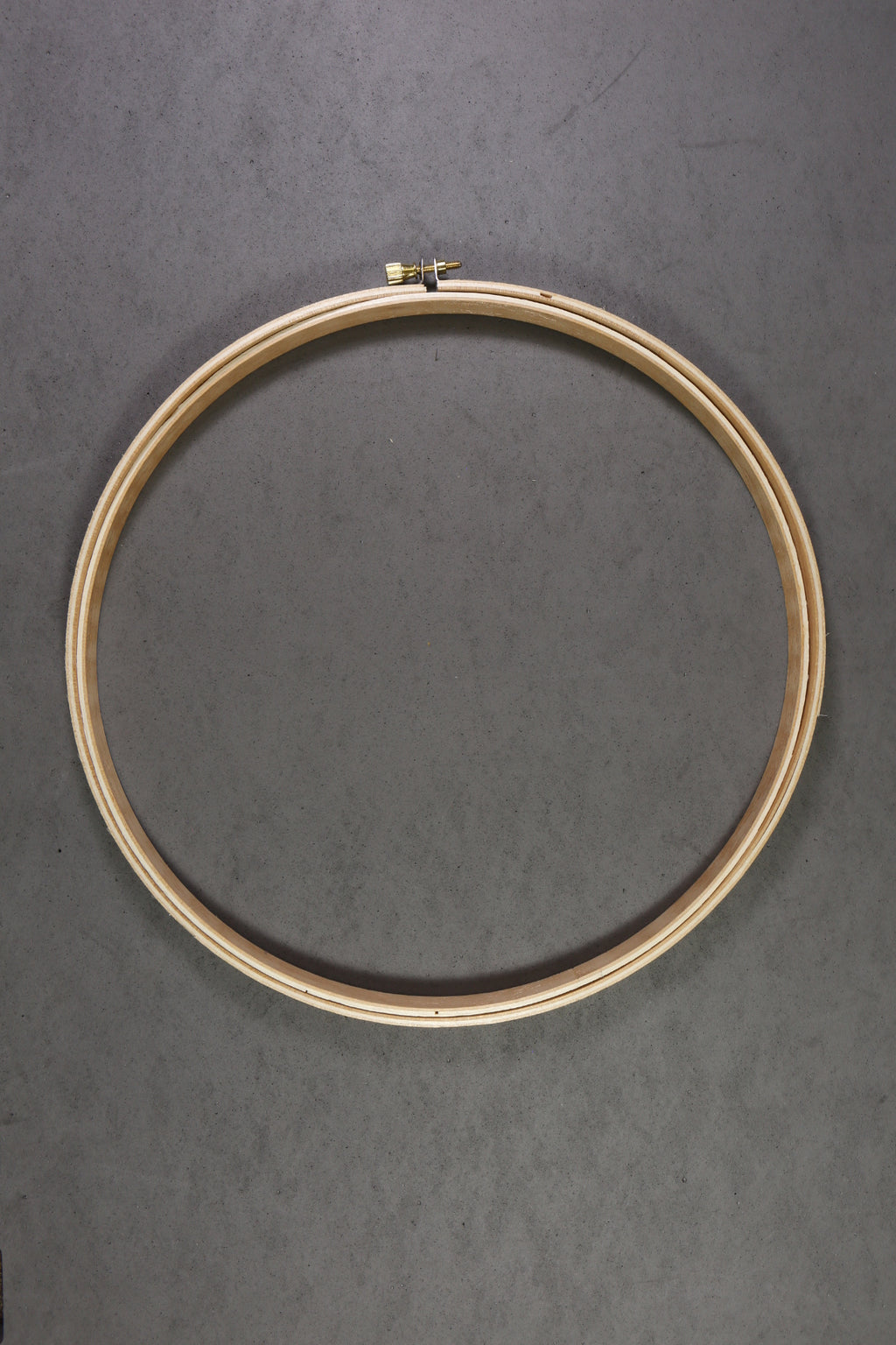Wooden Round Embroidery Hoop