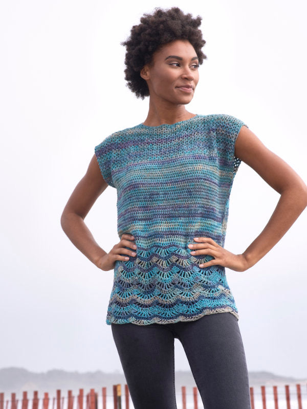 Berroco Maldives Crochet Top Kit