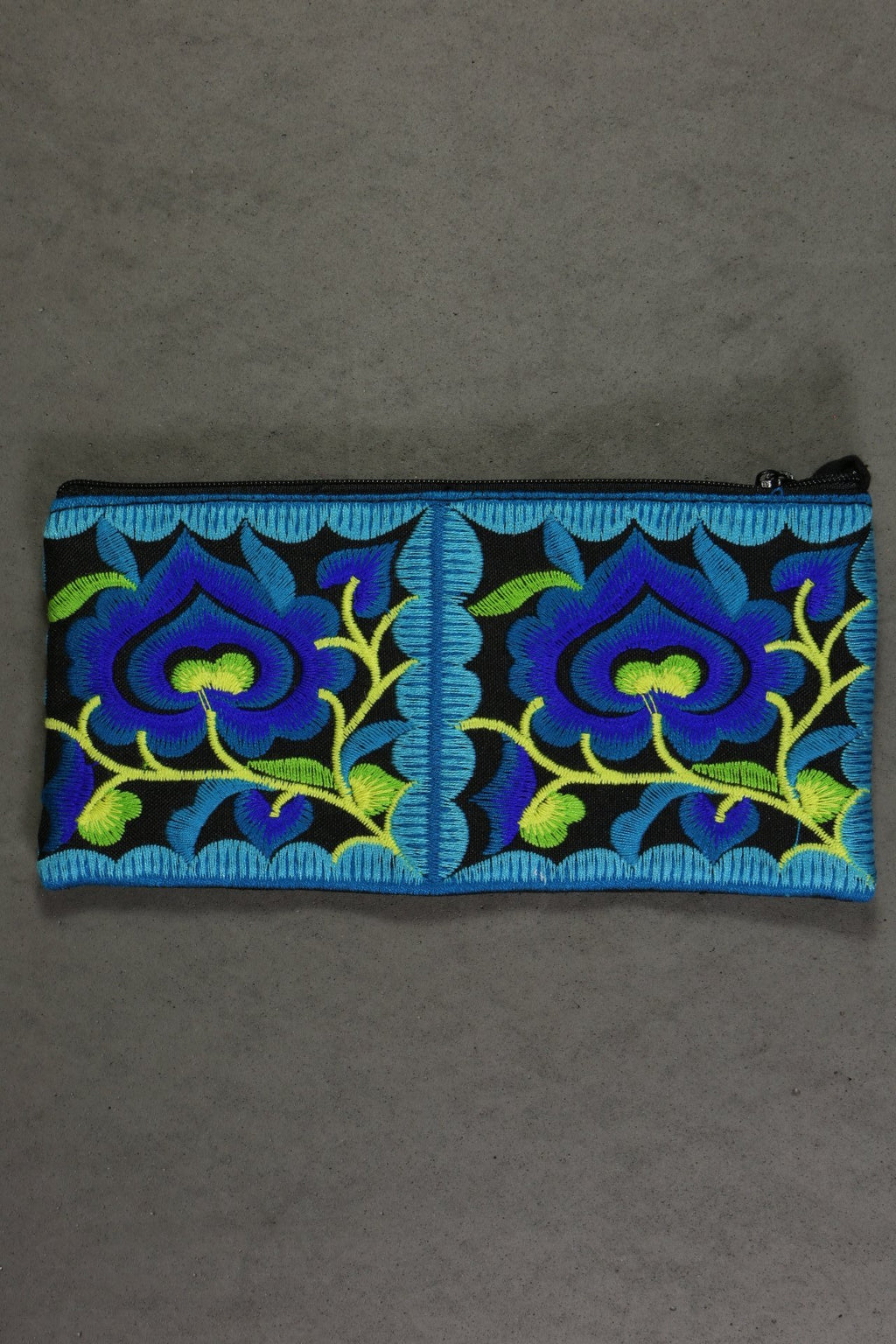 Plymouth Hand Made Accessories Collection Small Tropical Accessory Pouch