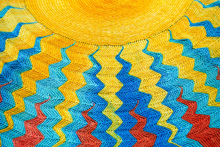 Urth Sunshine Shawl Kit