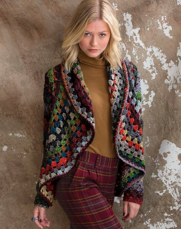 Noro Crochet Jacket Kit
