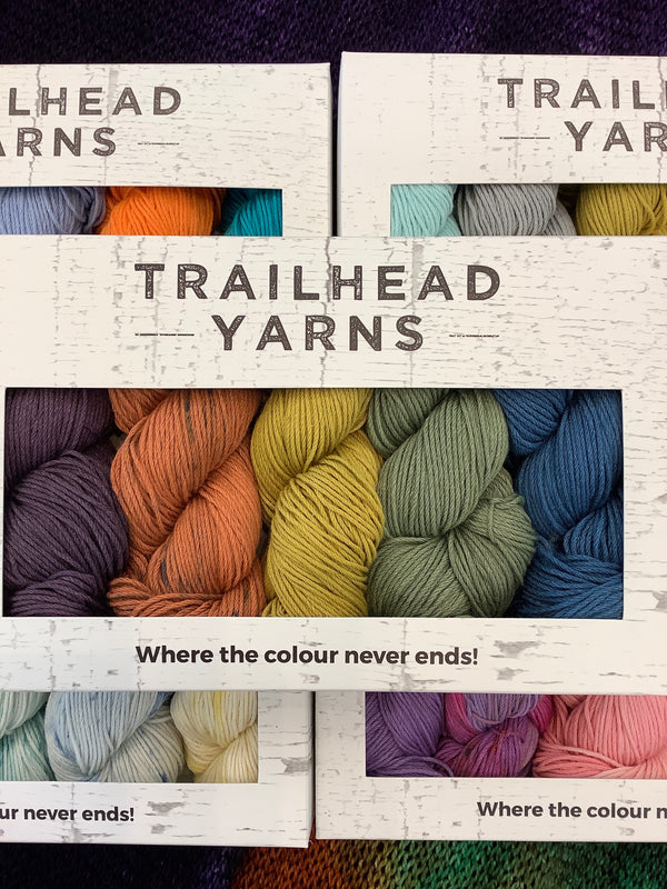 Trailhead Crews Mini Skeins
