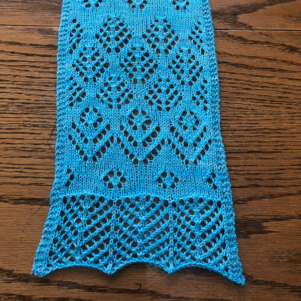 Beginning Lace From Charts