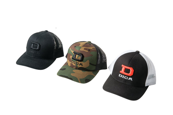 DICA Outrigger Pad Trucker Hat