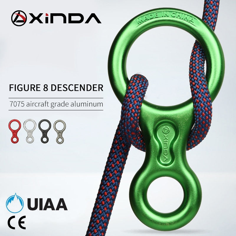 XINDA Eight Ring Mountaineering Descent