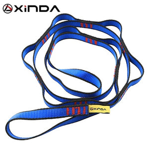 Open image in slideshow, XINDA Professional Auxiliary Rope Hammock Mountaineering camping