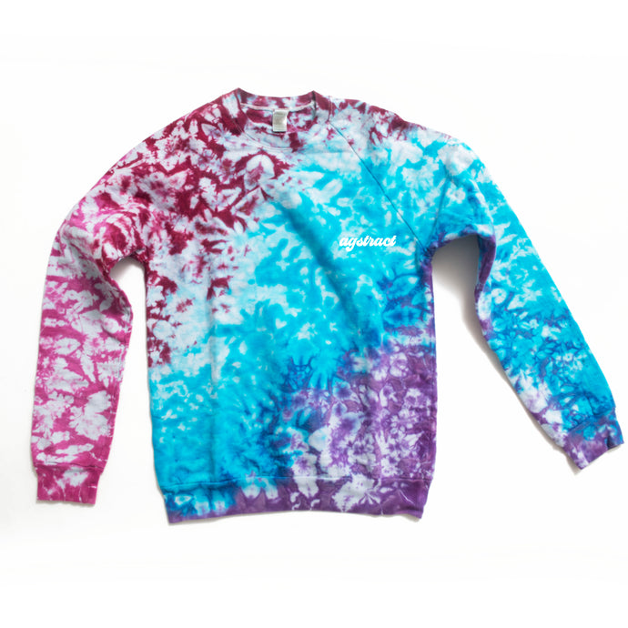 'Cotton Candy' Organic Cotton Tie Dye