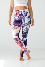 Agstract Apparel - Yoga Leggings - Yoga, sport, athletic custom printed leggings. Compression fit women's leggings for active or everyday wear.
