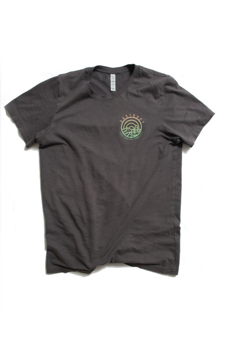 Men's Charcoal 'Cactus' Logo