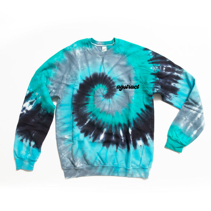 'Night Sky' Organic Cotton Tie Dye