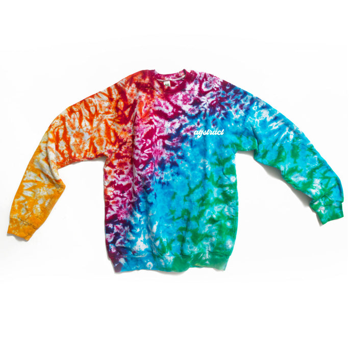 'Rainbow' Organic Cotton Tie Dye
