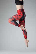 Agstract Apparel - 7/8 Legging - Yoga, sport, athletic custom printed leggings. Compression fit women's leggings for active or everyday wear.
