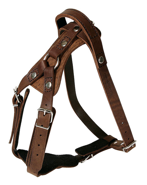 KLIN WORK HARNESS, SOFT LEATHER