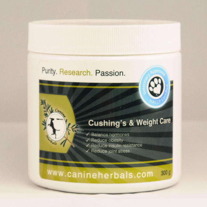 Cushing's and Weight Care 300 g Powder