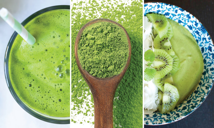 5 Ways to Enjoy Soursop Matcha This Summer