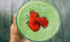 Blueberry Soursop Matcha Tea Smoothie