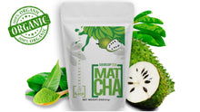 2oz - SOURSOP TEA POWDER - MATCHA (35 Servings) | The Flavor Project