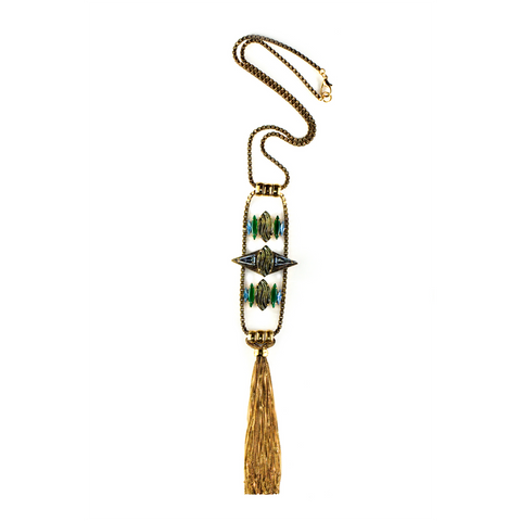 Kudzu Earrings
