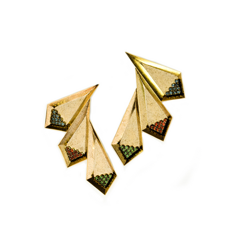 Roulan Earrings