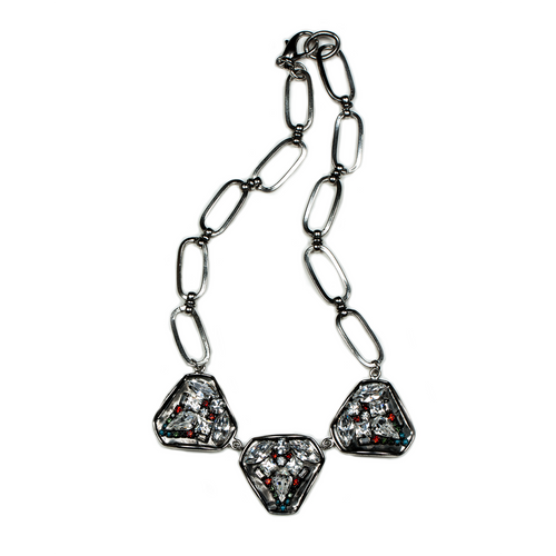 Annandale Necklace Silver