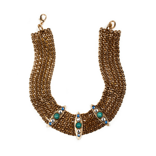 Bosworth Bib Necklace