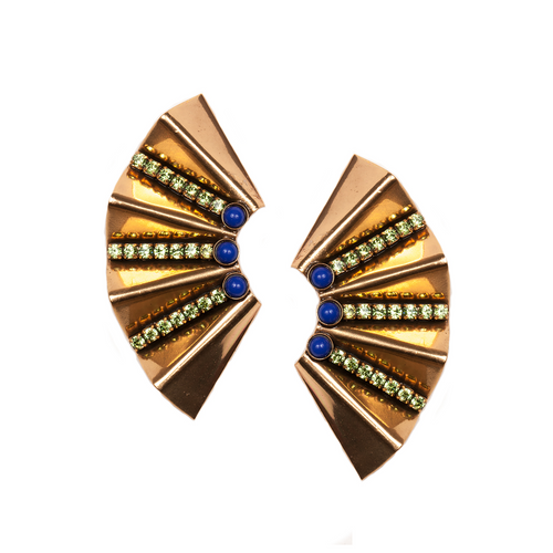 Coddington Earrings Gold