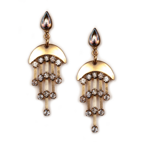 Coddington Earrings Silver