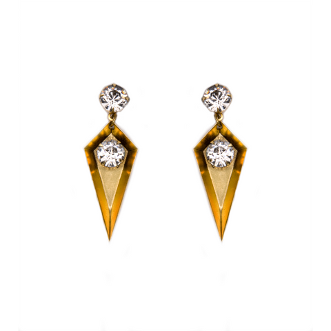 Trident Earrings