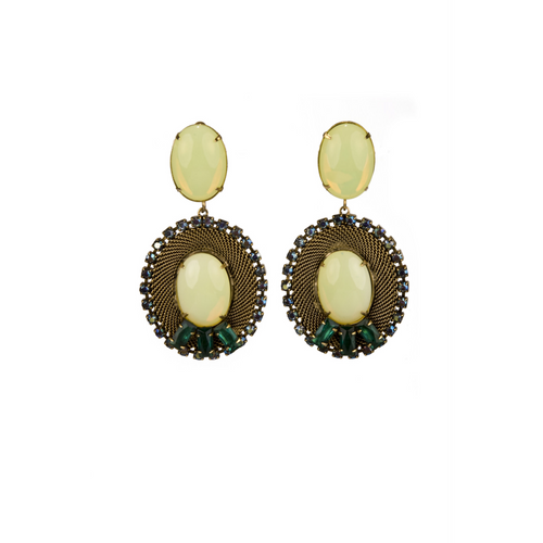 Lacerta Earrings
