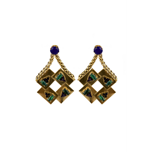 Cornoa Earrings
