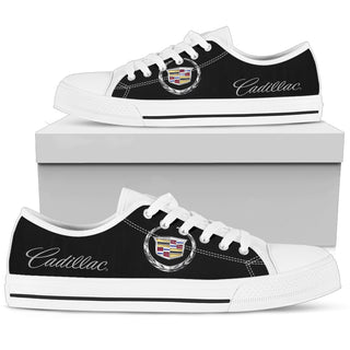 CDL White Low Top