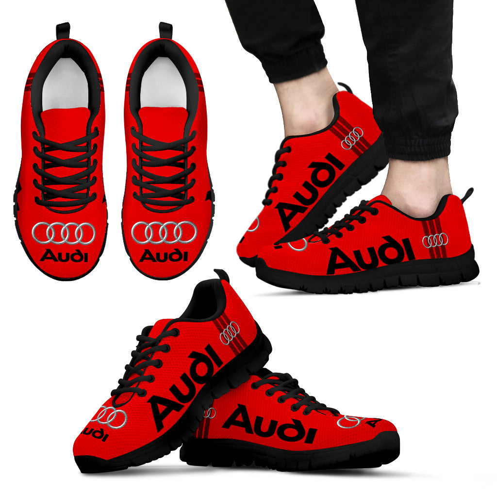 AD Red Sneaker