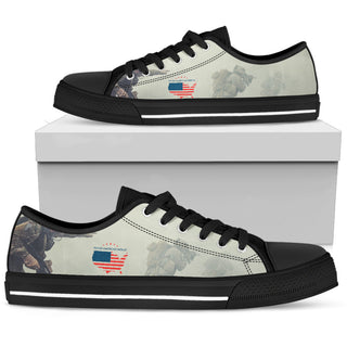 American Patriot low top