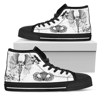SHOES PARATROOPER ANGEL high top