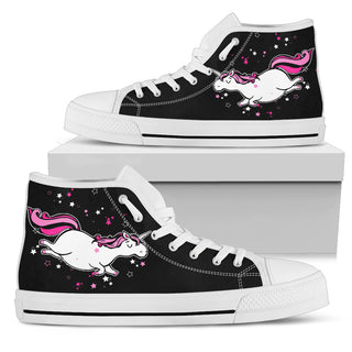 UNICORN SHOES high top