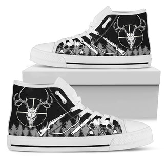 SHOES HUNTING high top