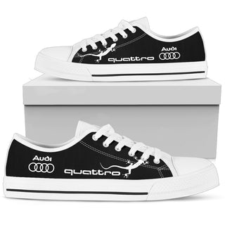 AD QT BW Low Top