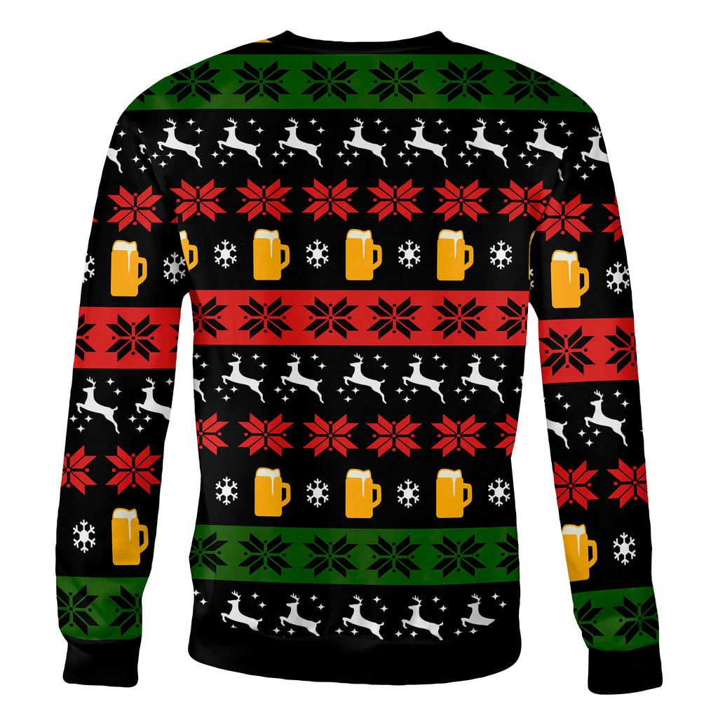 Christmas Beer Sweatshirt