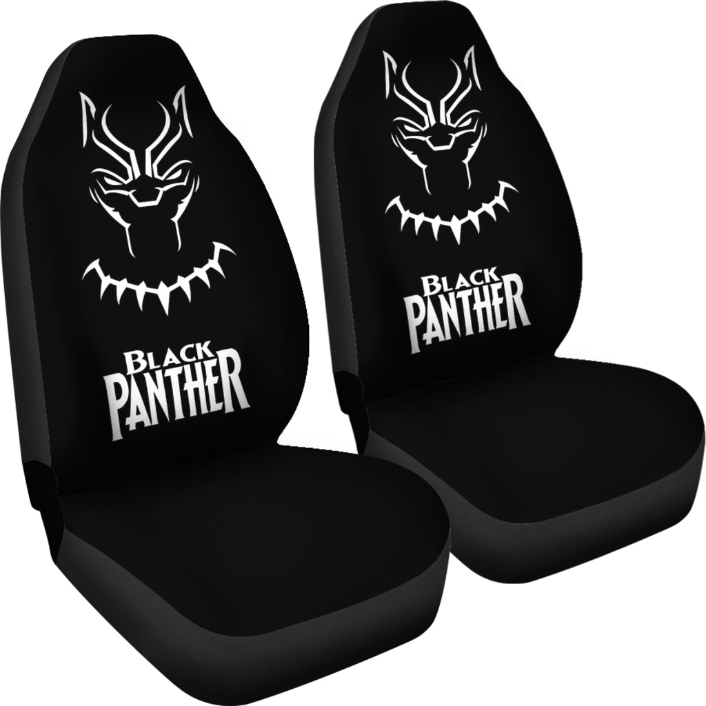 BLACK PT-02 Seat Covers