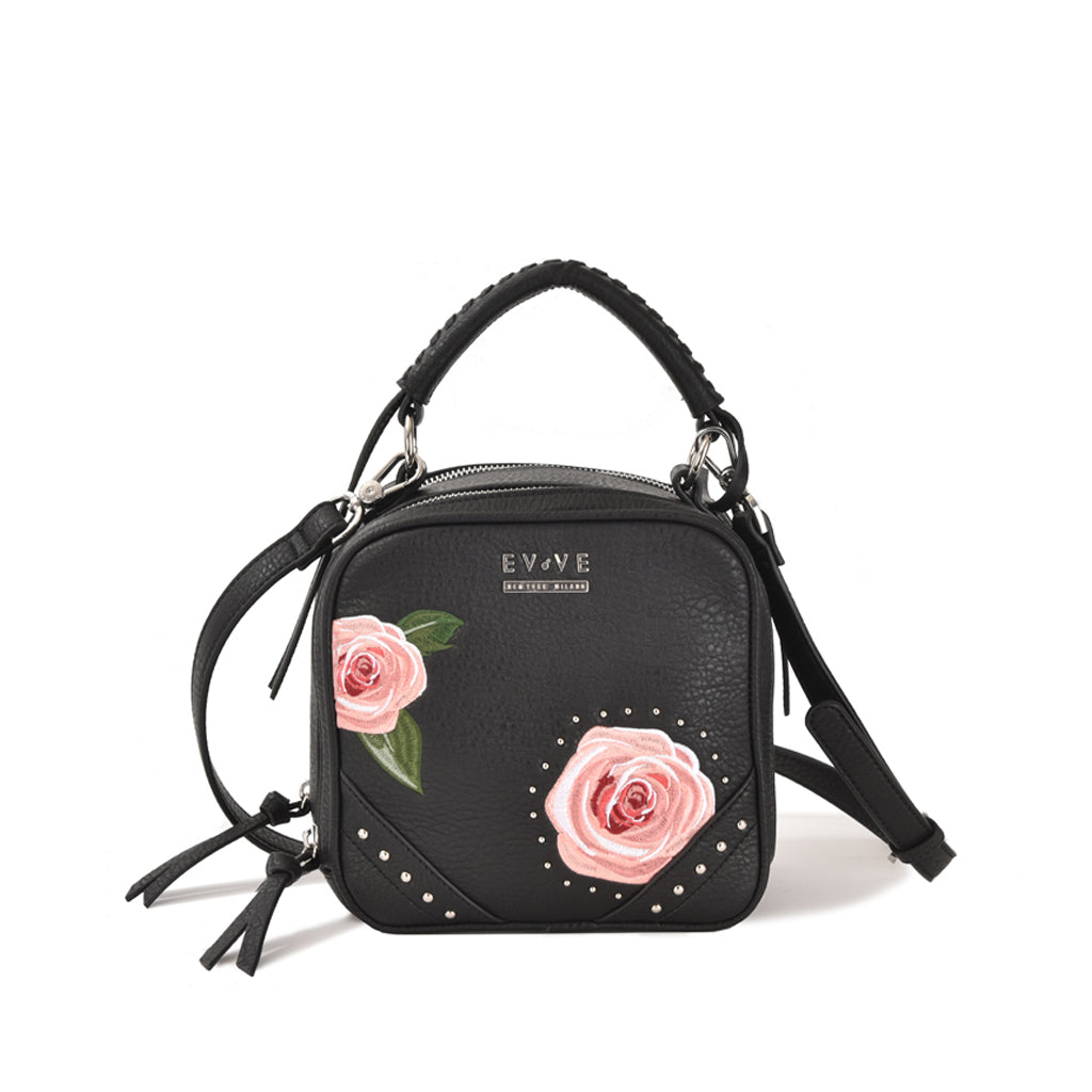 Degas Flowers Crossbody