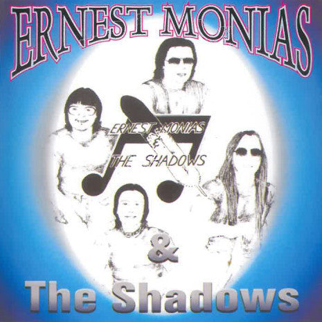 Ernest Monias & The Shadows Volume 2<BR>SSCD 4063