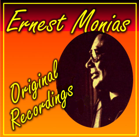 Original Recordings - Ernest Monias<BR>SSCD 4082