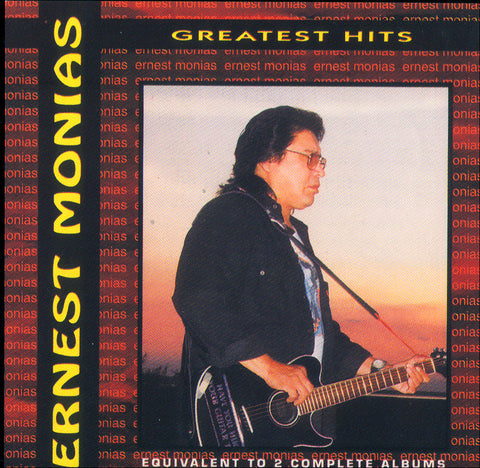 "Ernest Monias ""Greatest Hits""<BR>SSCD 4262"