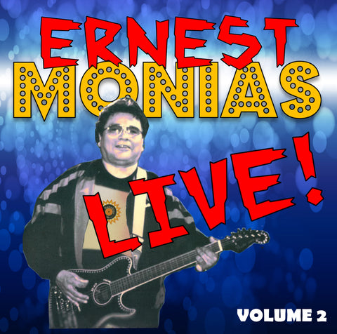 Live Volume 2 - Ernest Monias