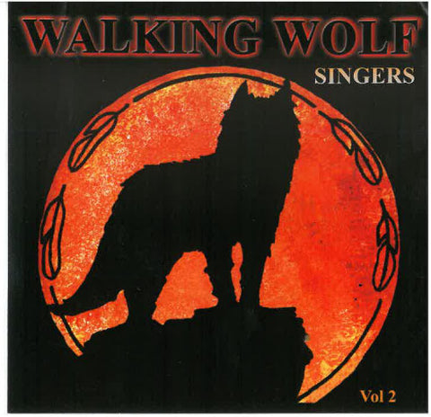 Walking Wolf Singers - Volume 2<br>sscd 4423
