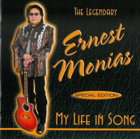 My Life And Times By Ernest Monias<BR>SSCD 4500