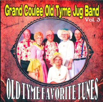 Grand Coulee Old Tyme Jug Band -Volume 3<br>sscd 532