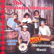 Hot Ukrainian Music - The Ukrainian Oldtimers<BR>BRCD 2020