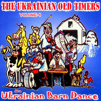 Barn Dance - The Ukrainian Oldtimers<BR>BRCD 2026